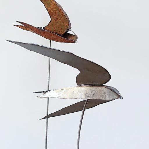 Swifts, mild steel