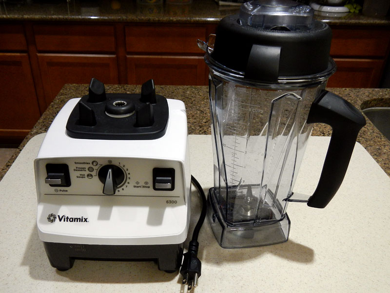 Vitamix Out of the Box