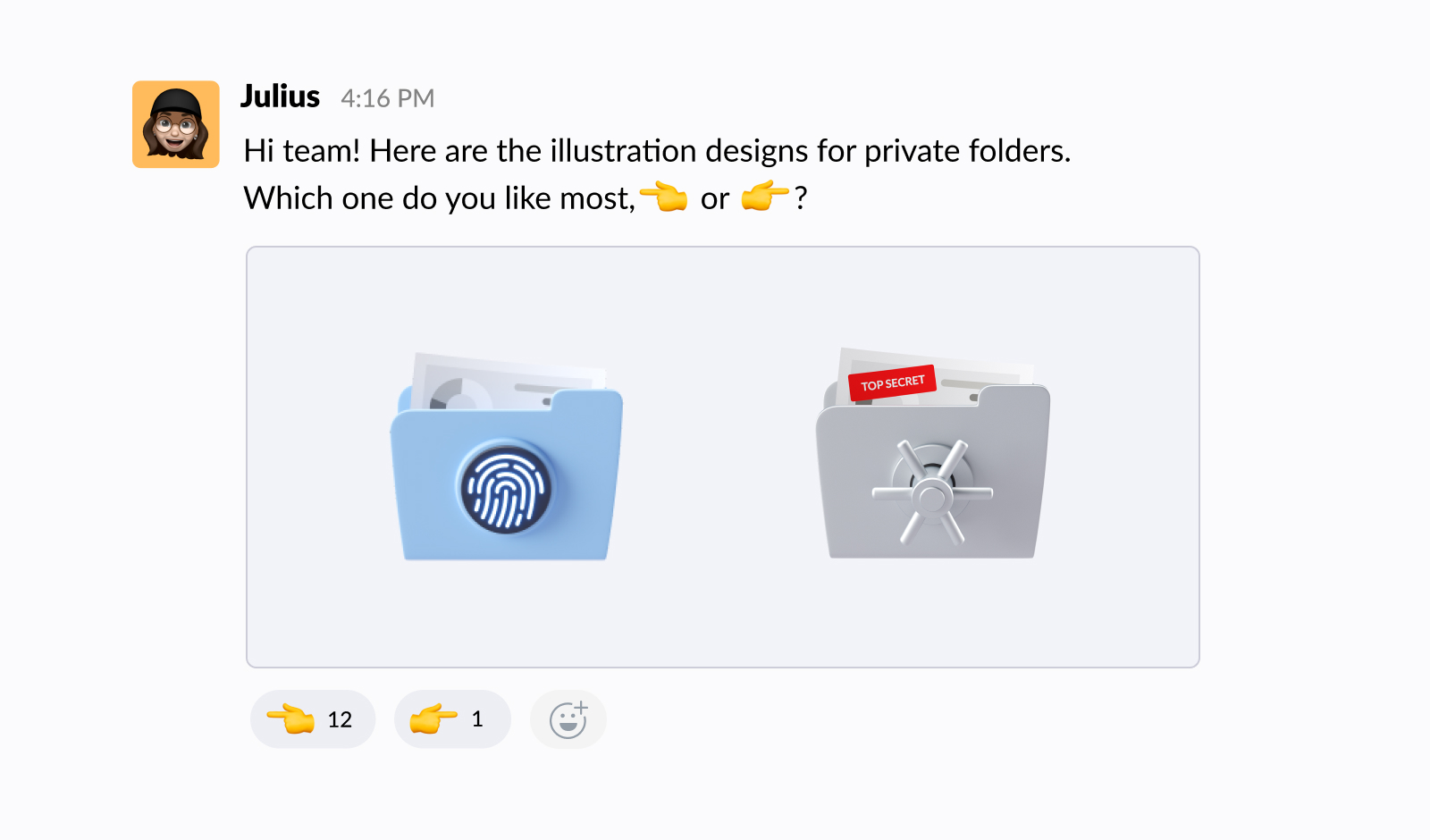 How Pitch uses Slack to get design feedback