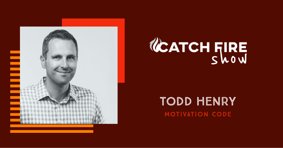 Motivation Code with Todd Henry
