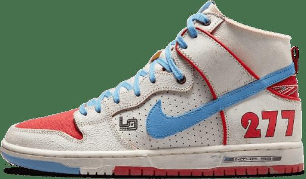 Nike x Ishod Wair x Magnus Walker SB Dunk High Pro