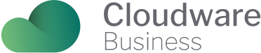 Cloudware Business Logo