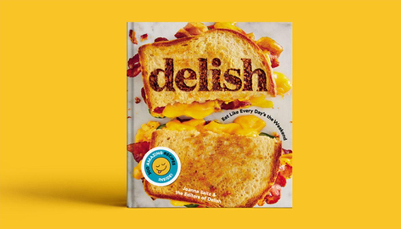 Delish Cook Book