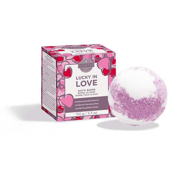 Picture of Lucky In Love Bath Bomb