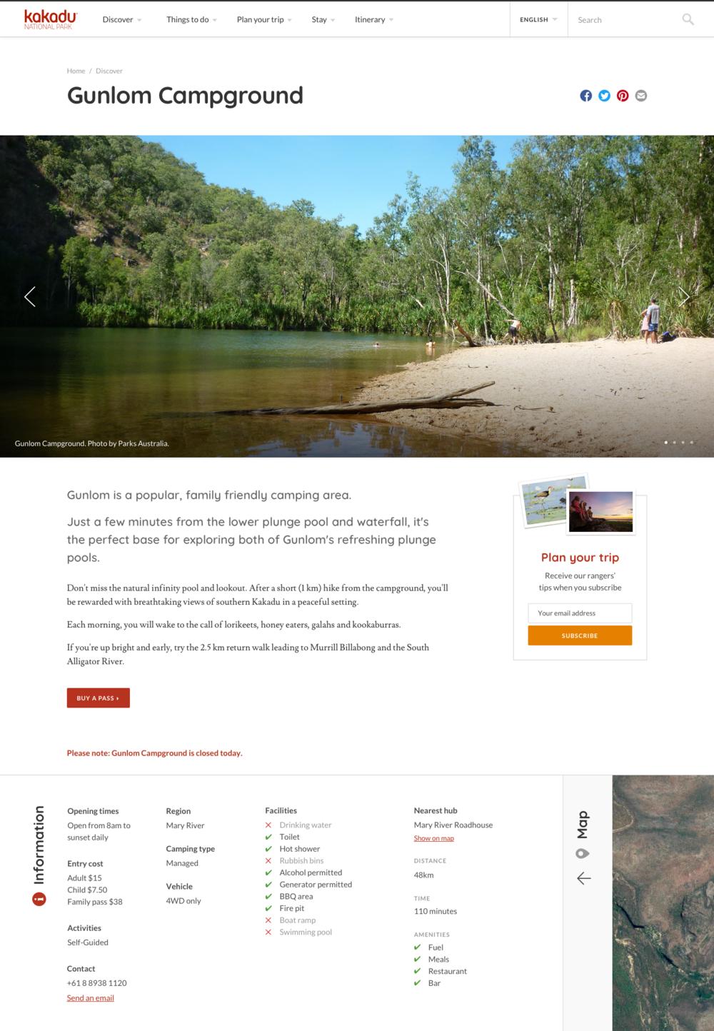 Kakadu content template
