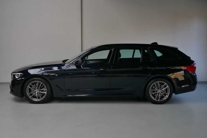 BMW 5 Serie Touring 520d High Executive M-pakket afbeelding 5
