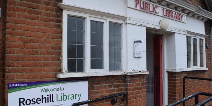Rosehill Library