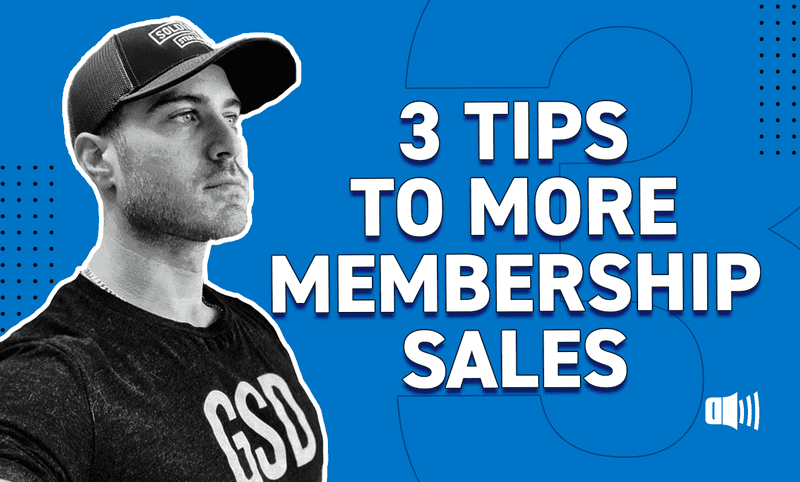 Before & After: Gym Gets 11 Membership Sales In 7 Days With 3 Simple Tips