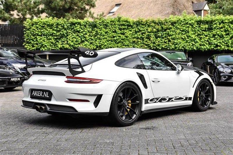 Porsche 911 GT3 RS PCCB+SPORTCHRONO+AKRAPOVIC+CAMERA afbeelding 21