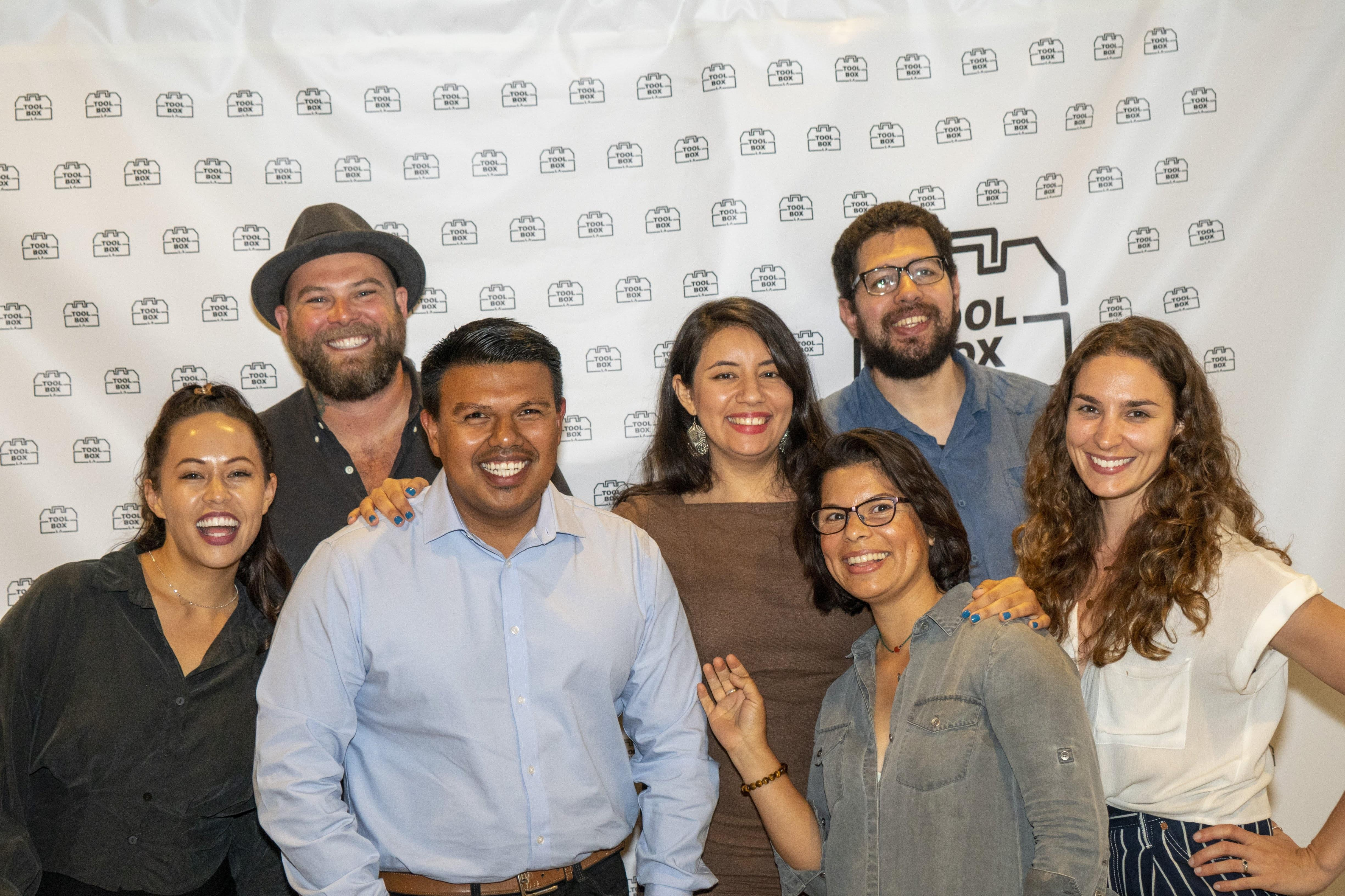 818 Startups Monthly Meetup x Techqueria