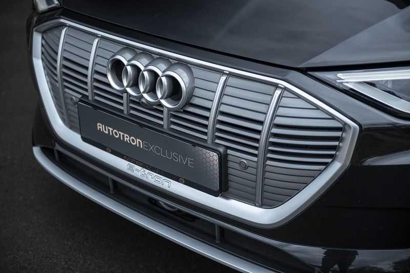 Audi e-tron 55 quattro Advanced Pro Line S 2019 4%+ Excl. BTW+ Full option afbeelding 6