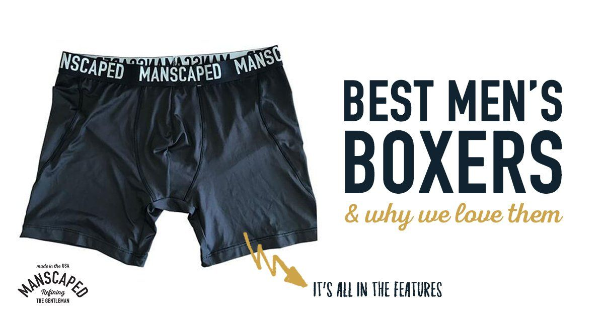 best men's boxers and why we love them