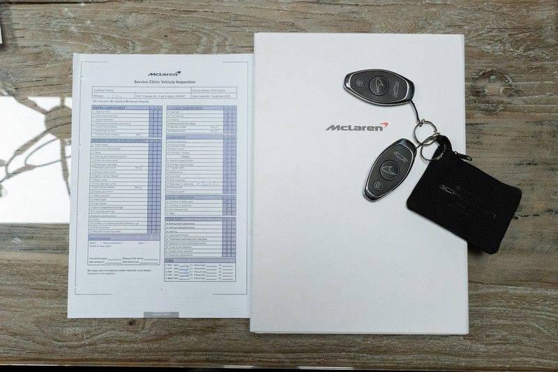 McLaren 570S Spider 3.8 V8 Noselift Camera Carbon Fiber afbeelding 7