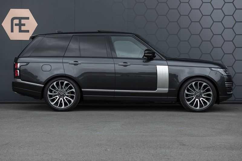 Land Rover Range Rover 4.4 SDV8 Autobiography Head Up, Adaptive Cruise Control, Gekoelde/ Verwarmde stoelen, Massage Functie afbeelding 3