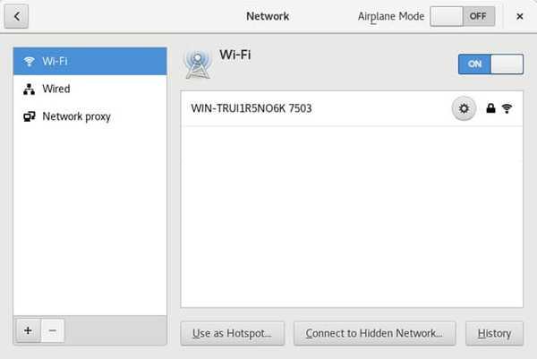 fixed wifi firmware missing debian