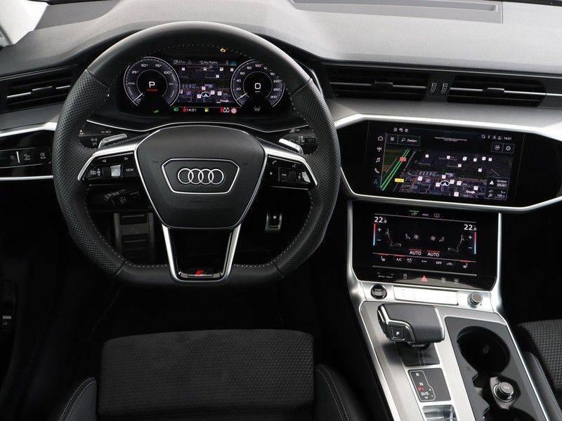 Audi A6 Avant 55 TFSI e 367 pk quattro Competition | Panoramadak | Assistentiepakket Tour | Keyless Entry | Optiekpakket | Trekhaak | Verlengde Fabrieksgarantie afbeelding 3