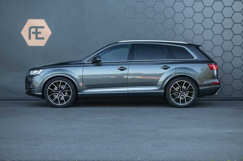 Audi Q7 3.0 TDI quattro Pro Line S 7persoons + Orig.NED + S-LINE + PANO afbeelding 5