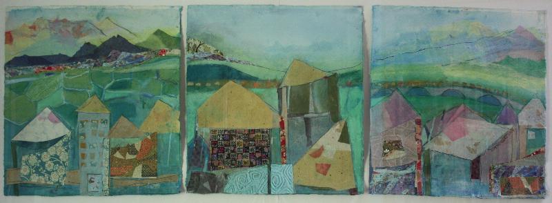 2013 - Village in Viet Nam