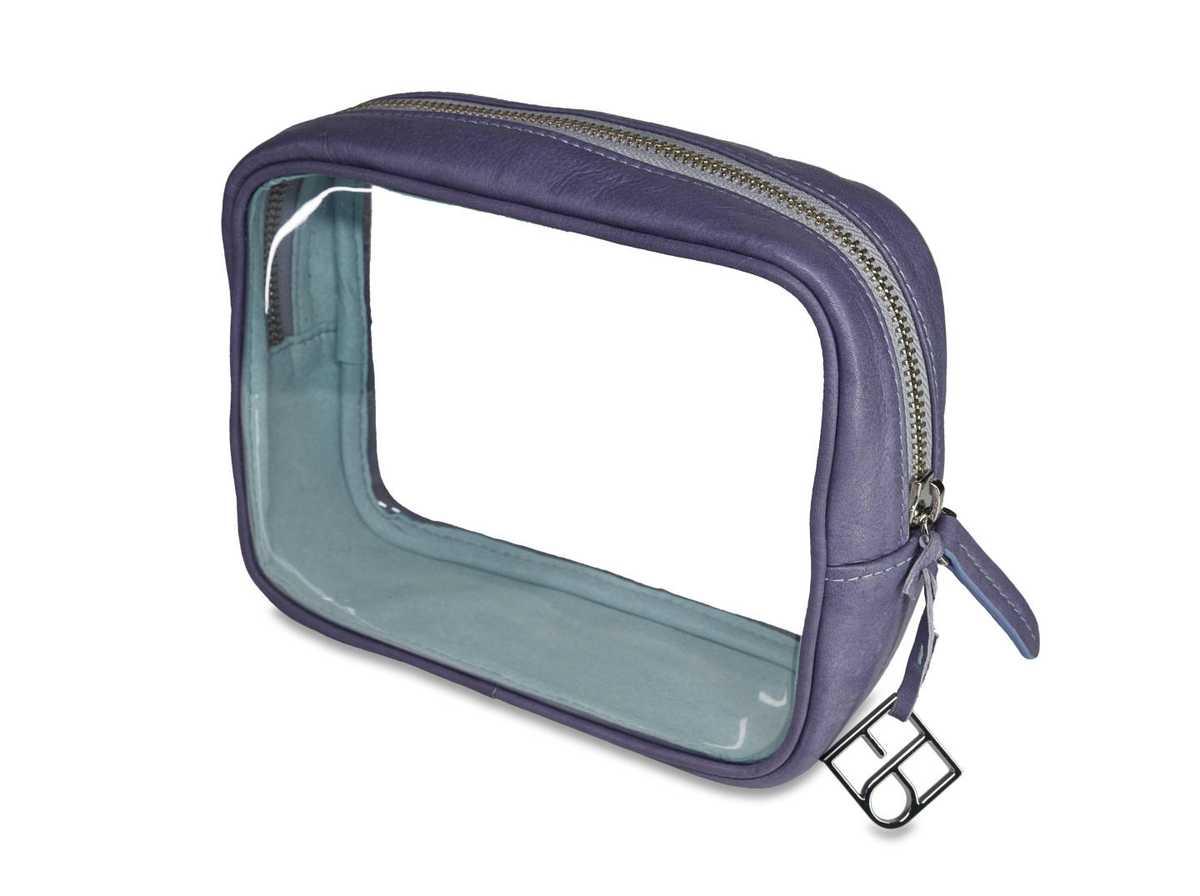 Ida Cosmetic Case - lilac