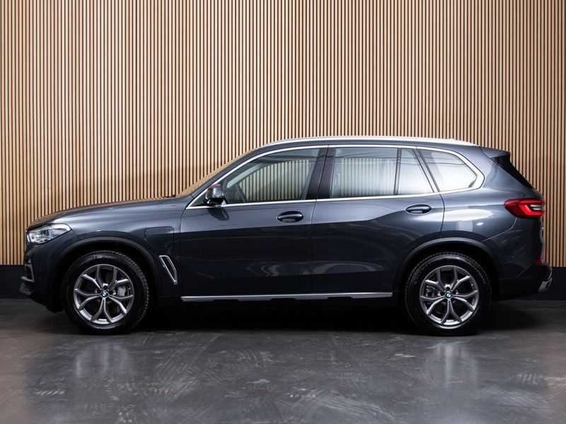 BMW X5 xDrive45e PRIJS INCL. BTW, PANO, HUD, AUDIO, X-LINE afbeelding 11