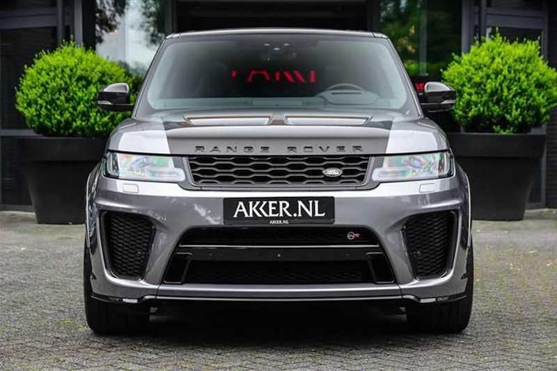 Land Rover Range Rover Sport 5.0 SVR CARBON+PANO.DAK+ACC+HEADUP NP.250K afbeelding 18