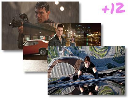 Tom Cruise theme pack