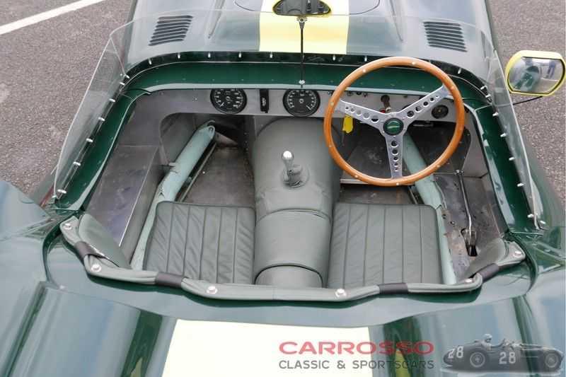 Jaguar Lister Knobbly Evocation RHD afbeelding 3