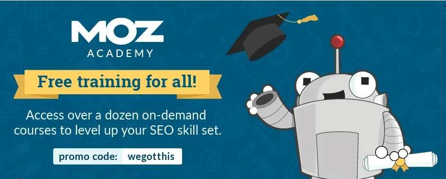 Moz offers