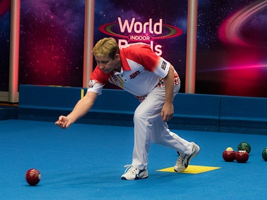 26th January | One Night World Bowls Singles Final Break