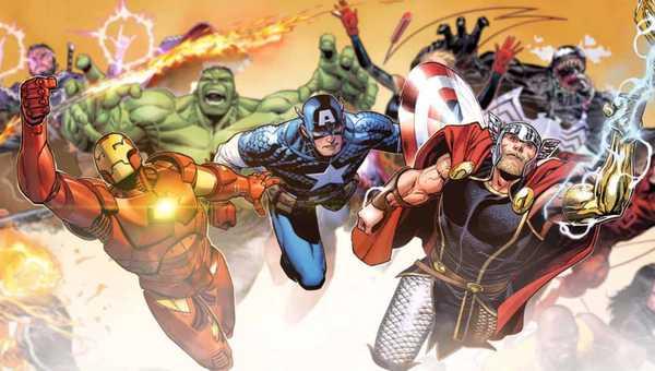 Vingadores de Jason Aaron é indicado para quem quer Ler Marvel