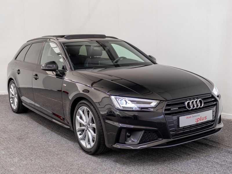 Audi A4 Avant 45 TFSI quattro S edition | 2x S-Line | Panoramadak | B&O Premium Audio | Head-Up Display | Trekhaak | Optiek Zwart | afbeelding 10