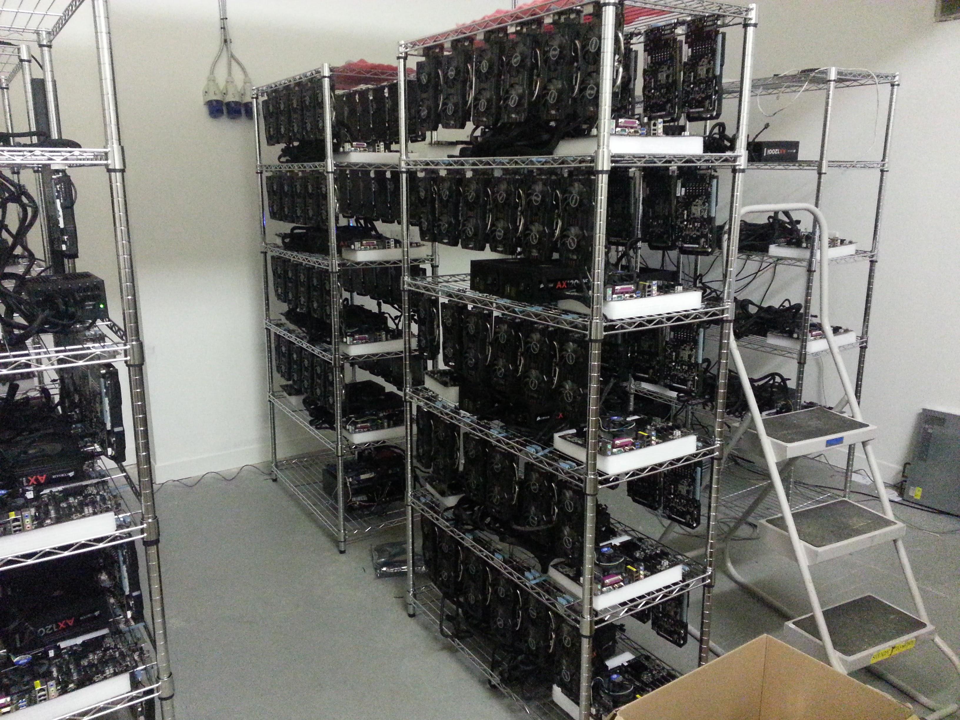 CoinCorner Bitcoin Mining