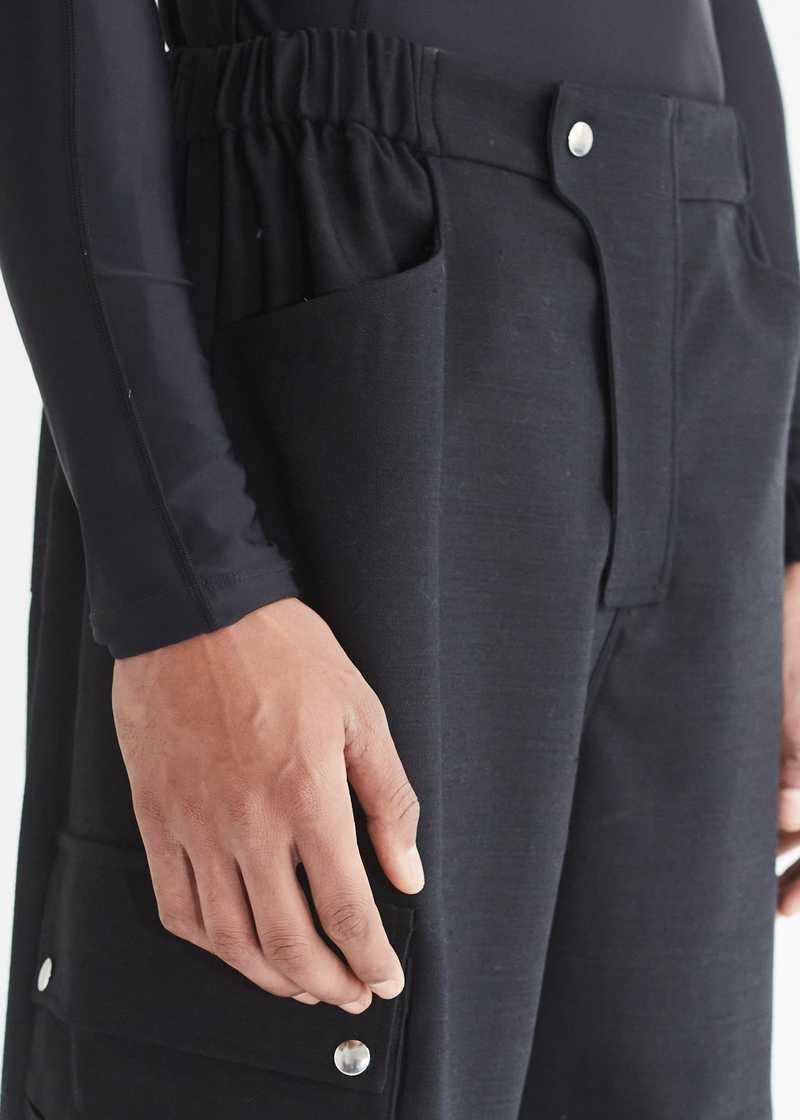 Dogu Cargo Trousers detail