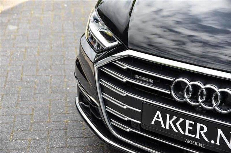 Audi A8 60 TFSI E HYBRID MASSAGE+4WSTURING+360CAMERA afbeelding 21