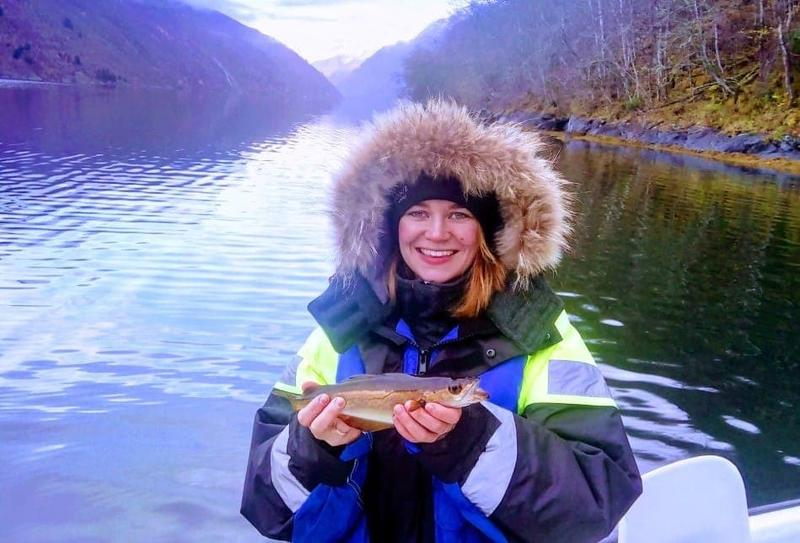 Fisking, Dorging & Fiskegarn i Fjærlandsfjorden? - Den beste familie opplevelsen i Sognefjorden!