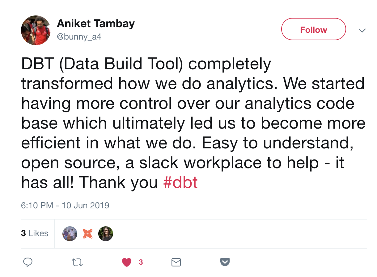 Aniket Tambay, Data Analyst at GoCanvas