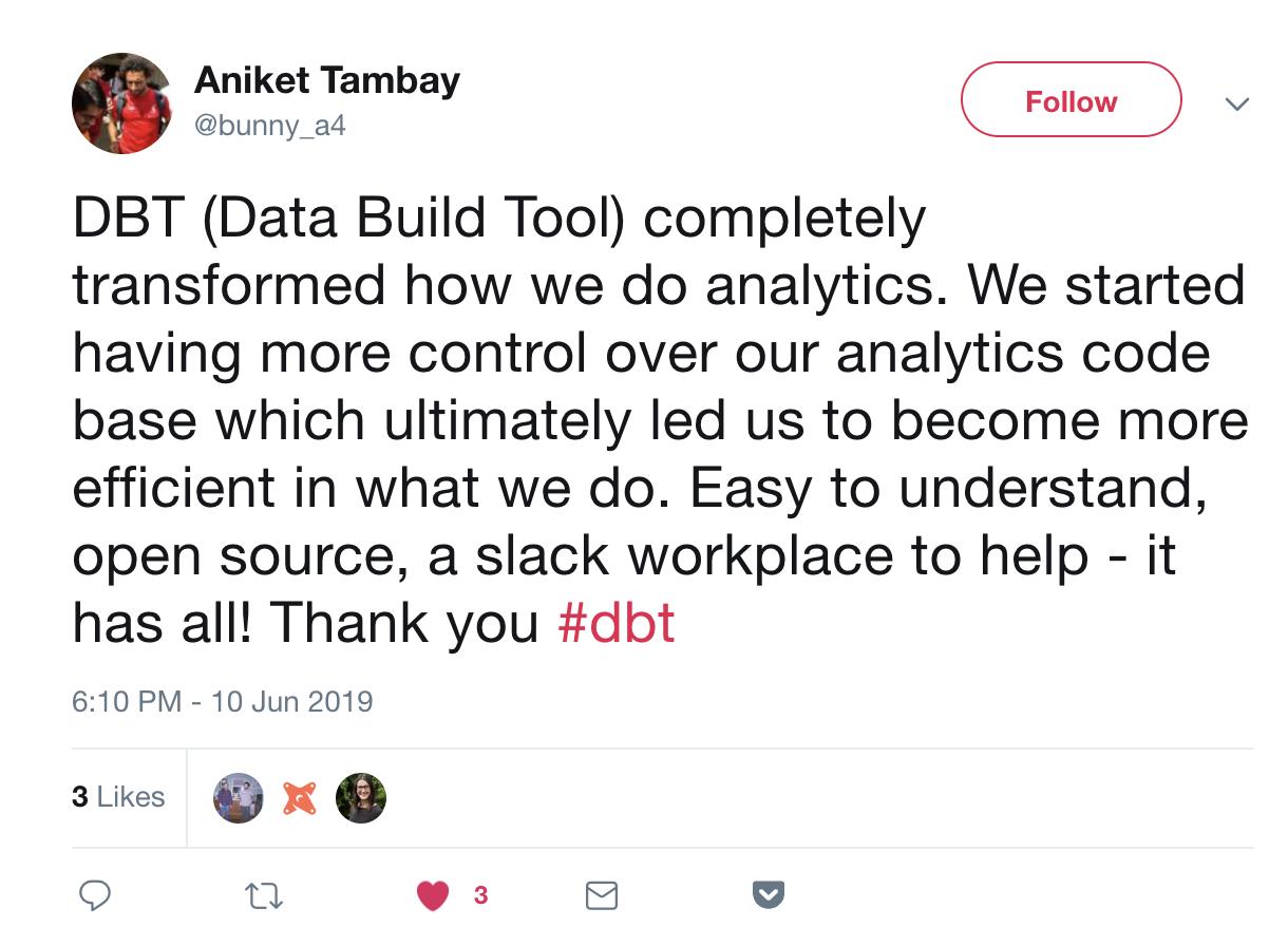 Aniket Tambay, Data Analyst at GoCanvas