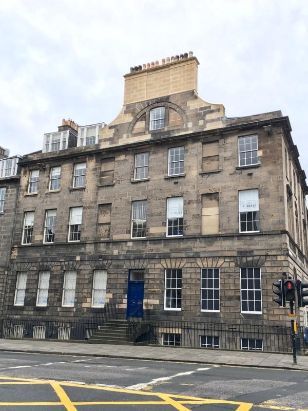 Alexander Graham Bell Birthplace, Edinburgh, Scotland, United Kingdom