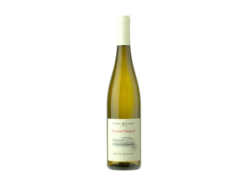 Carmel Winery Kaymani Vineyard White Reilsing (750ml)