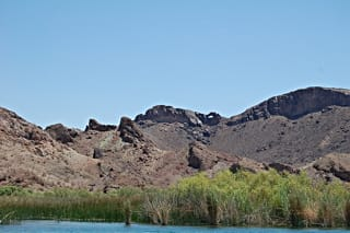 Colorado River jet boat trip