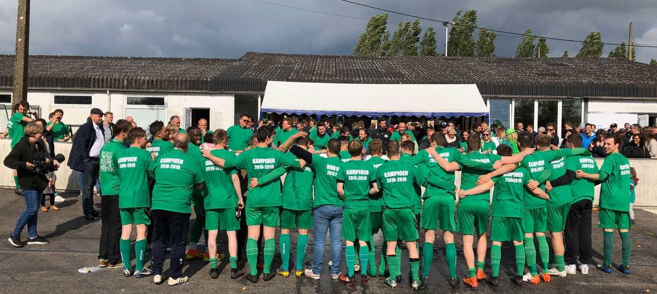 Figuur 6: KCVV Elewijt speelt kampioen in 2018-2019 met 79 punten op 90
