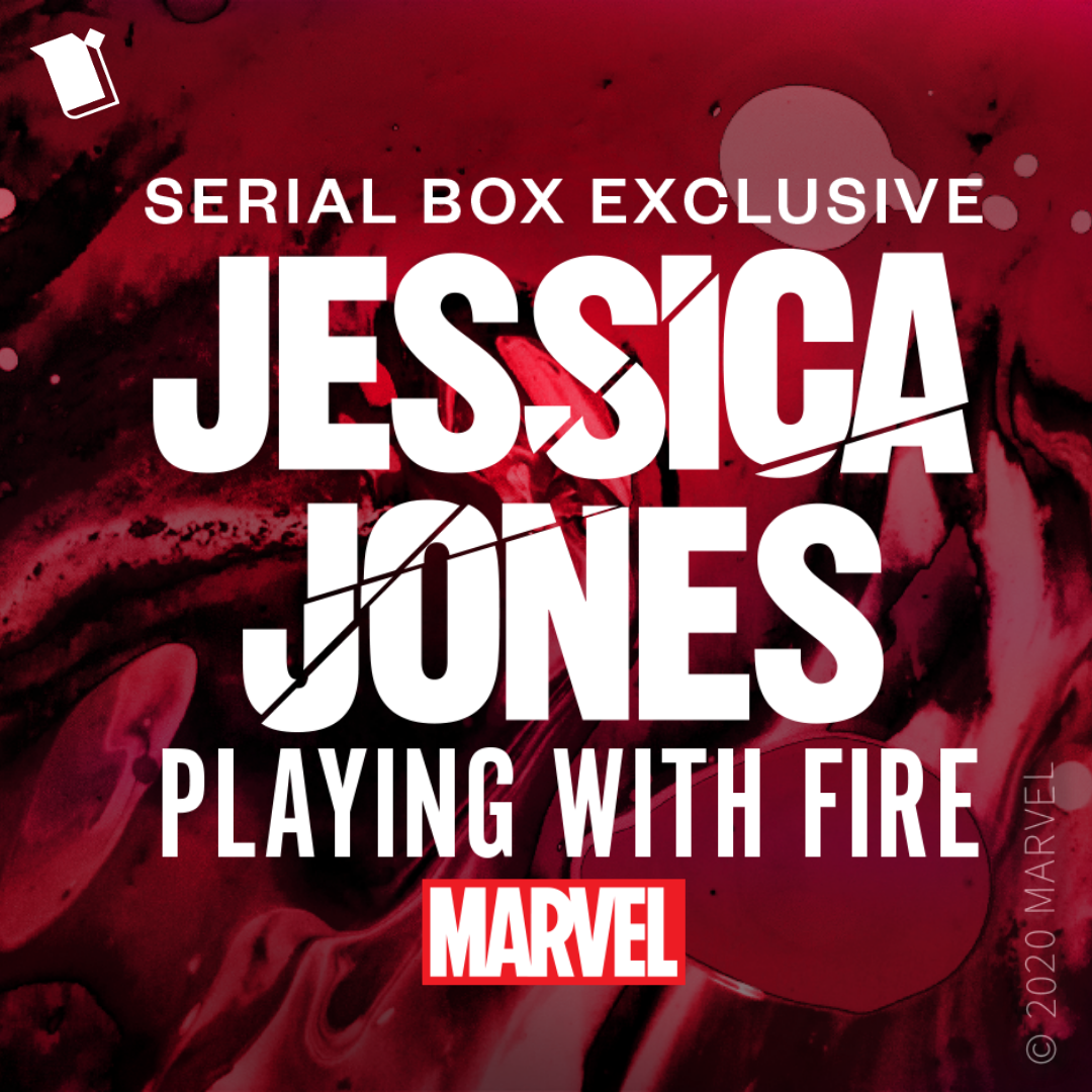 Jessica Jones Playing with Fire