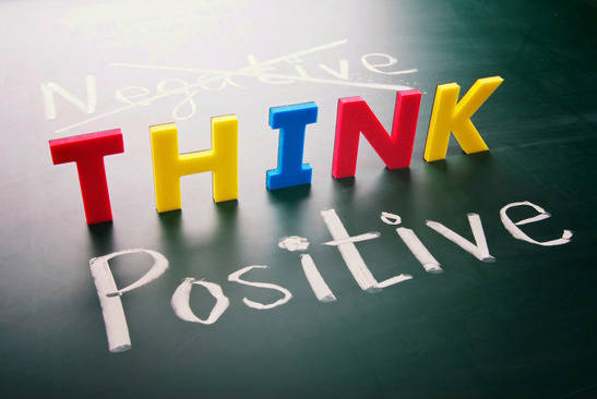 The philosophy of positive thinking.
