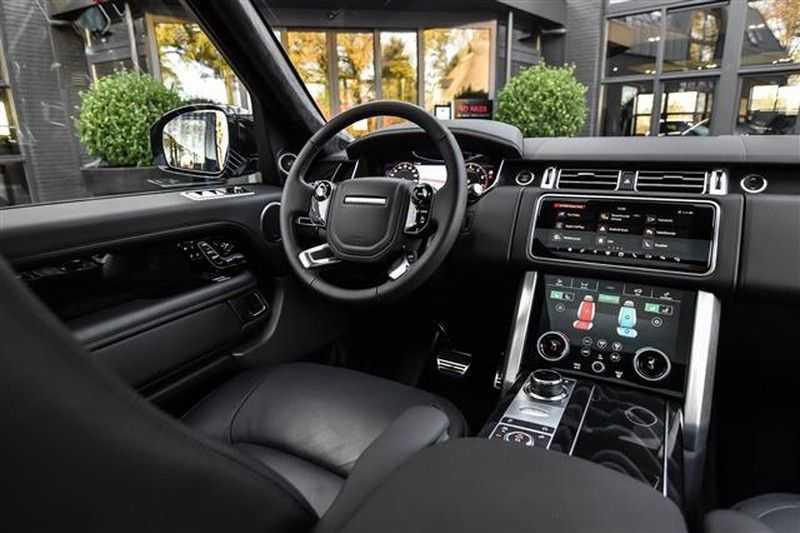 Land Rover Range Rover P400 3.0-V6 AUTOBIOGRAPHY BLACK PACK NP.193K afbeelding 11