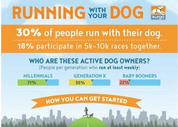 Running with Your Dog (Infographic)