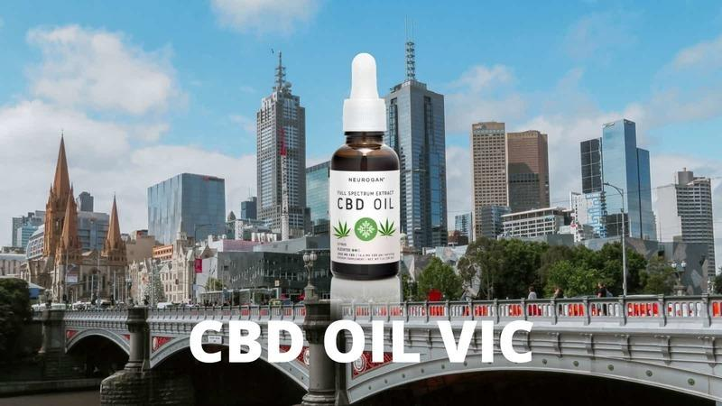 Is CBD Oil Legal in VIC?