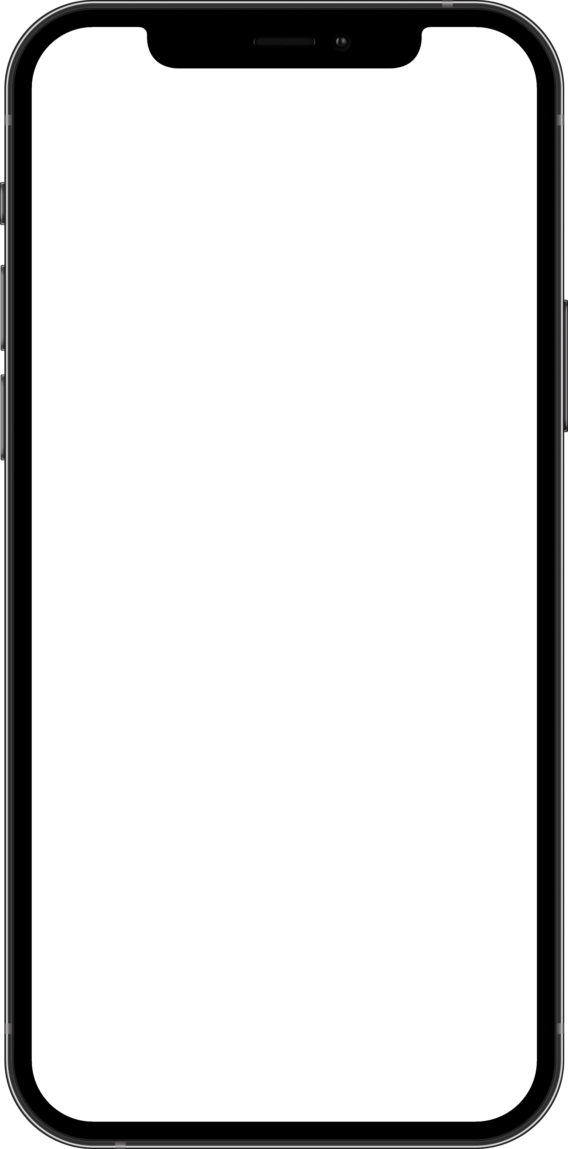 iPhone 12 outline