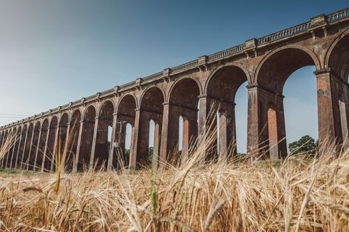 Visiting Ouse Valley Viaduct in Balcombe