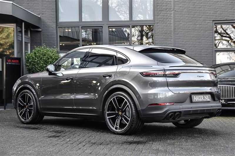 Porsche Cayenne E-HYBRID COUPE 22INCH+LUCHTV.+BURMESTER+ACC afbeelding 23