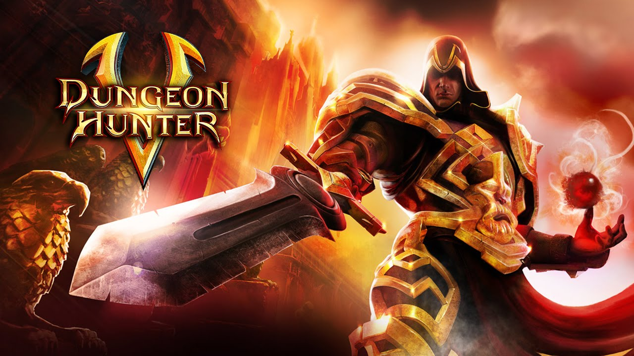 Download the Awesome Dungeon Hunter 5 Apk Mod Game For Free